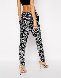 Giraffe Print Leggings Adidas Adidas Originals Giraffe Print Sweat Pants