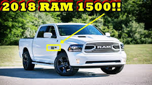 Ram 1500 Prices The Best 2018 Ram 1500 Review Price And Release Date Youtube