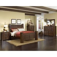 Wayfair Bedroom Sets by Magnussen Furniture Ashby 4 Piece Panel Bedroom Set In Patina