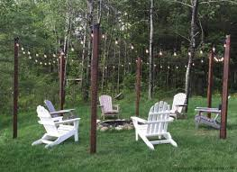 Backyard String Lighting Ideas Remodelaholic 20 Amazing Backyard Lighting Ideas