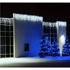 white icicle christmas lights furniture led blue icicle christmas lights decorate outdoor and