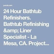 California Bathtub Refinishers The 25 Best Bathtub Refinishing Ideas On Pinterest Bath