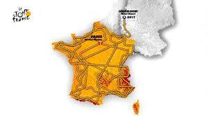 Tour De France Map by Teaser 2017 Tour De France Route Announcement Youtube