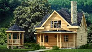 Log House Plans Salem Plans U0026 Information Southland Log Homes
