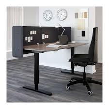 Ikea Computer Desk Bekant Screen For Desk 47 1 4