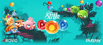 angry birds stella pop bursts app stores worldwide