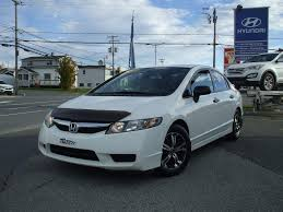used 2009 honda civic dx g mag noir 4 portes to sale for 6 in