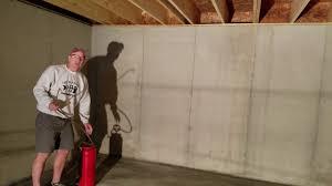 damp basement protection dampproofing basement walls diy