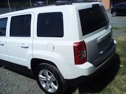 white jeep patriot 2014 jeep patriot latitud 2014 automatica blanca 215 000 en mercado