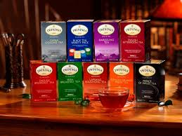 twinings herbal tea lemon 20 teabag box