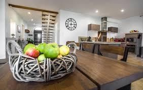 sejour cuisine gîte rivière souleilade les photos de l espace cuisine repas