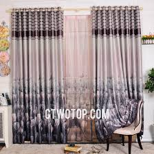 Blackout Curtains Gray Gray Swag Luxury Purple Best Blackout Curtains
