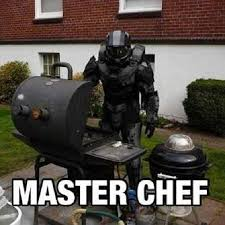 Master Chief Meme - master chef or master chief meme your friends