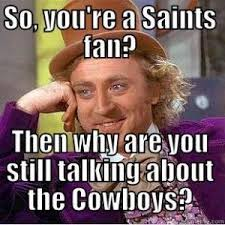 New Orleans Saints Memes - nfl team jokes