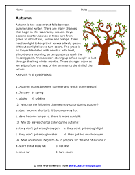 worksheets on reading comprehension free worksheets library