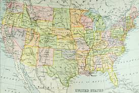 Map Of United States And Capitals by How All 50 State Capitals Got Their Names Mental Floss