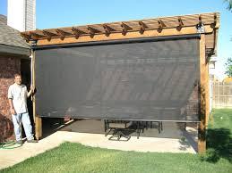 Solar Shades For Patio Doors Amusing Build A Pergola Diy Shade Ideas Plus Your Deck Or Patio