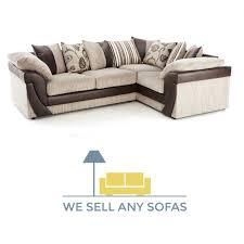 Corner Sofa Velvet We Sell Any Sofas Crushed Velvet Leather Fabric U0026 Corner