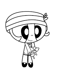powerpuff coloring pages printable cartoon coloring pages
