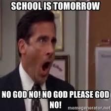 The Office Memes - michael scott no god no the office meme generator