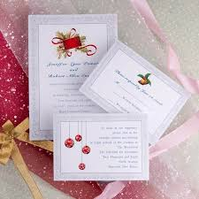 Christmas Wedding Invitations 157 Best Christmas Weddings Images On Pinterest Christmas