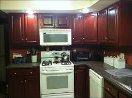 kitchen can you paint wood cabinets painting over kitchen