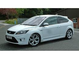 ford focus st 2011 for sale used ford focus 2008 petrol 2 5 st 2 3dr hatchback white with