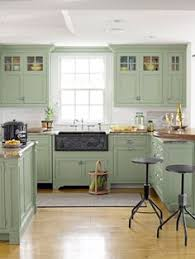 country green kitchen cabinets our exciting kitchen makeover before and after kitchens gray