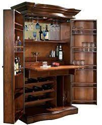 Mini Bar Cabinet Found It At Clockway Com Howard Miller Distinctive Wooden Wine