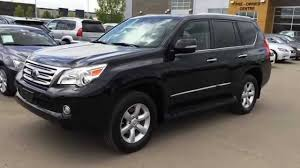 lexus truck for sale canada lexus certified pre owned black 2011 gx 460 4wd ultra premium