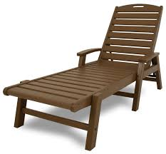 Wooden Outdoor Lounge Furniture Amazon Com Trex Outdoor Furniture Yacht Club Stackable Chaise