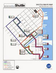 Bart System Map by Urban Life Signs
