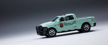 Dodge Ram Models - two matchbox national parks models are coming in 2016 and one is