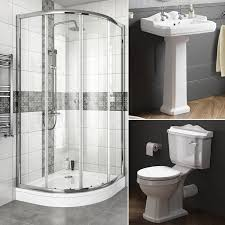 bathroom suites ideas best 25 complete bathroom suites ideas on