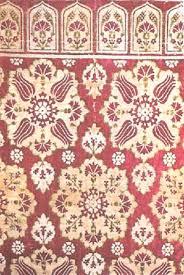 Pattern Ottoman Actual Ottoman Fabrics