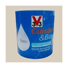 v33 cuisine v33 peinture cuisine bain beige calcaire pas cher en ligne