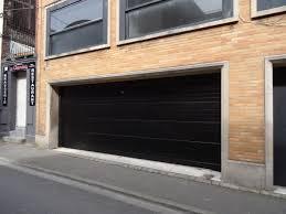 Porte Entree Grande Largeur Exemples De Poses Ou Installations Dhaze Portes De Garage