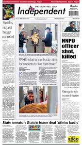 Hit The Floor Kyle And Raquel - navajo police officer killed by gallup independent issuu