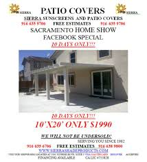 Automatic Patio Cover Sierra Sunscreens U0026 Patio Covers Deck U0026 Patio Builder Rancho