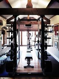 cabinets bright and well air circulated space for your home gym