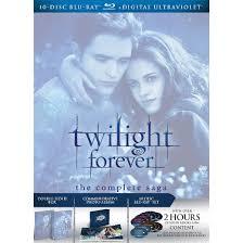 black friday blu ray list target twilight forever the complete saga 10 discs blu ray target