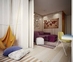 Living Room Hammock Hammock Reading Area Interior Design Ideas