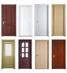 Door Designs For Bedroom by Plywood Bedroom Wood Double Door Design
