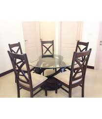 Cool Round Dining Table For 5 Elegant Round Dining Table For 5 50