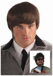 mens mod wig beatles costume ideas