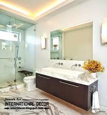 bathroom light ideas photos contemporary bathroom lighting 451press