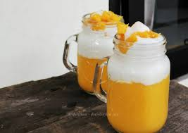 Mango Bomb resep mango thai mango bomb kw oleh doriehan cookpad