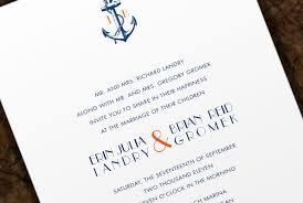 nautical themed wedding invitations lolli s this nautically themed wedding invitation has been