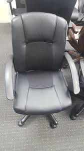 office source mid back executive chair fixed arms laber u0027s furniture