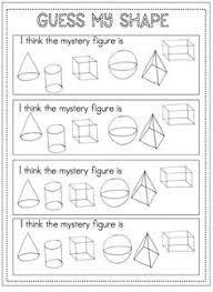 maths geometry solids free worksheet math geometry